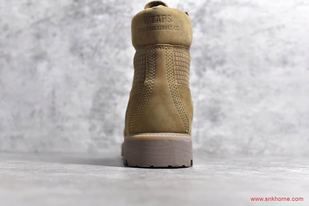 天伯伦 WTAPS 联名款 WTAPS x Timberland 6 Premium Boots 天伯伦经典户外6英寸大黄靴-潮流者之家
