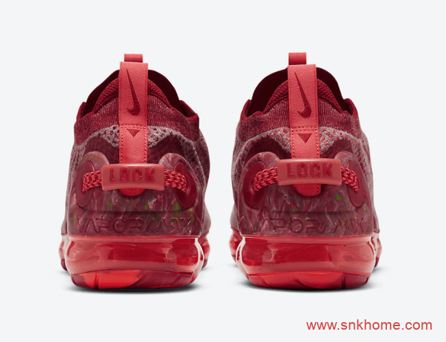 耐克AIR MAX2020红色大气垫 Nike Air VaporMax 2020