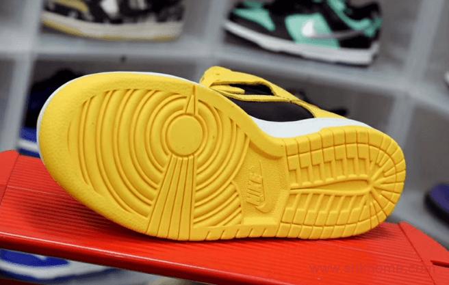 耐克Dunk SB武当配色高帮 Nike Dunk High SP