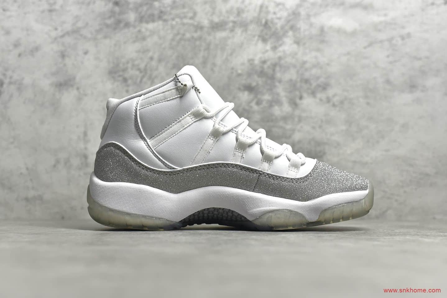 AJ11满天星婚姻球鞋Air Jordan 11 WMNS
