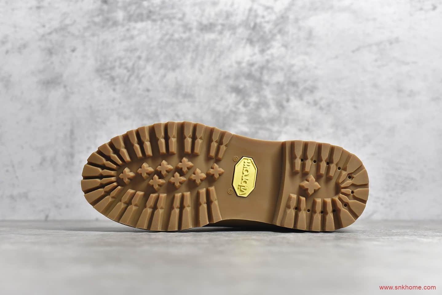 天伯伦金钻大黄靴 Timberland x Jimmy choo 联名金钻 正品天伯伦马丁靴施华洛世奇闪钻-潮流者之家
