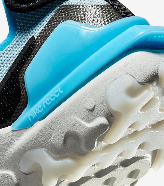 耐克瑞亚反光蓝色新款发售 3M x Nike React Vision 科技巨头与 Nike 联名新鞋 货号:CU1463-003-潮流者之家