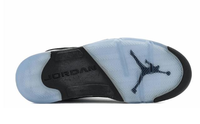 """AJ5奥利奥复刻回归 Air Jordan 5 """"Oreo"""" 黑白AJ5发售日期 货号:CT4838-011-潮流者之家"""
