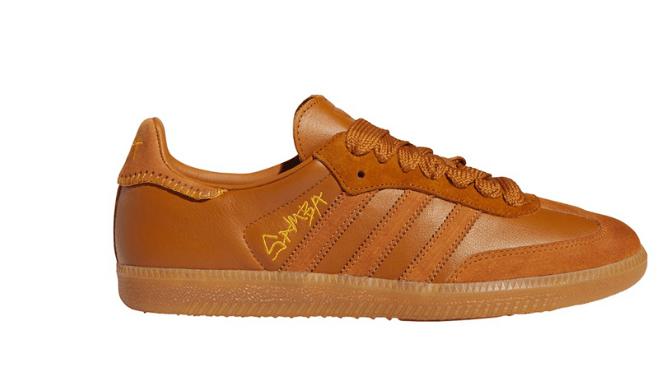 阿迪达斯乔治希尔联名款三个配色齐发 Jonah Hill x adidas Samba 阿迪达斯联名款板鞋 货号:FW7458/FW7456/FX1471-潮流者之家
