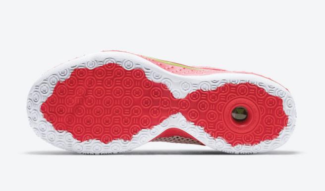 """耐克保罗乔治阴阳红色阴阳设计 Nike PG 4 """"Christmas"""" 全新PG4圣诞节限定阴阳发售日期 货号:CD5082-602-潮流者之家"""