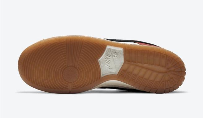 """耐克Dunk SB阿联酋迪拜联名 Frame Skate x Nike SB Dunk Low """"Habibi"""" 全新耐克Dunk双钩发售 货号:CT2550-600-潮流者之家"""
