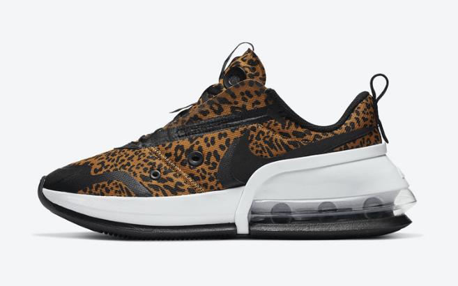 """耐克MAX豹纹设计 Nike Air Max Up """"Leopard"""" 全新耐克MAX新配色官图 货号:DC9206-700-潮流者之家"""