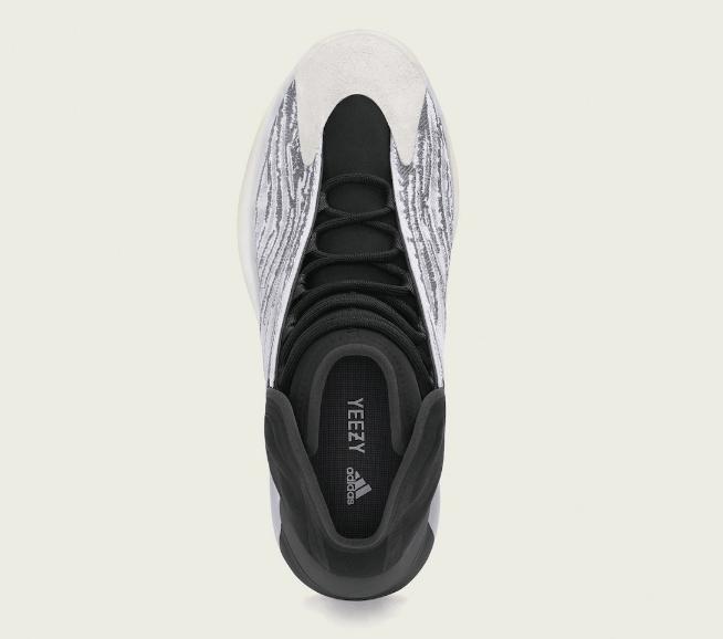"""阿迪达斯侃爷同款阿迪达斯椰子篮球鞋 adidas Yeezy BSKTBL QNTM """"Quantum"""" 货号:FZ4362-潮流者之家"""