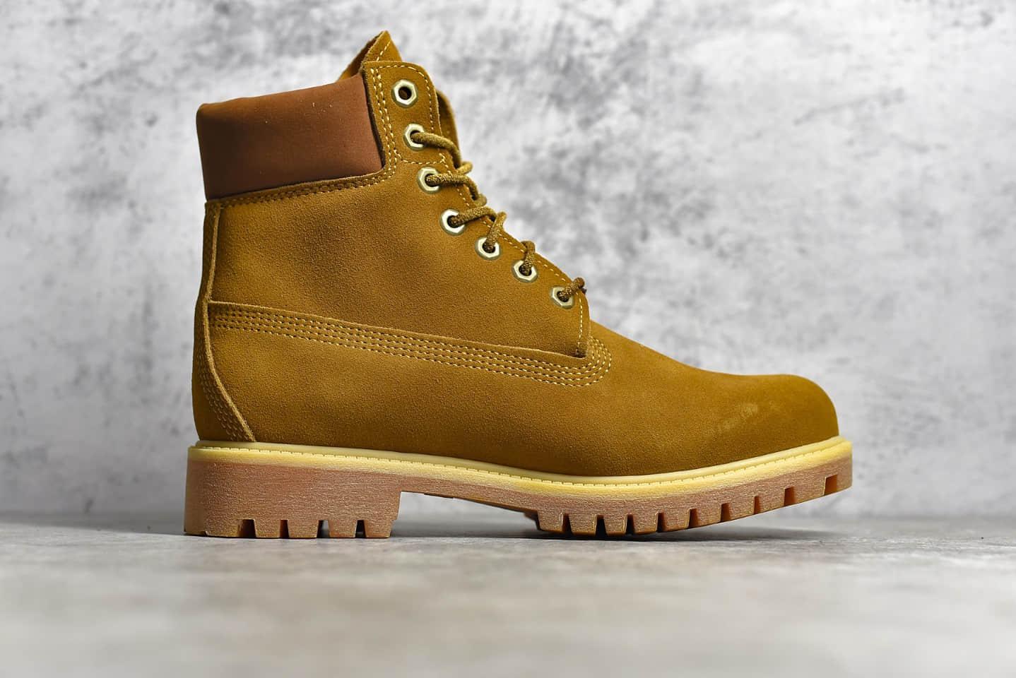 天伯伦大黄靴40周年限量版 Timberland Super 6' 天伯伦/添柏岚限量版超级6英寸黄靴-潮流者之家