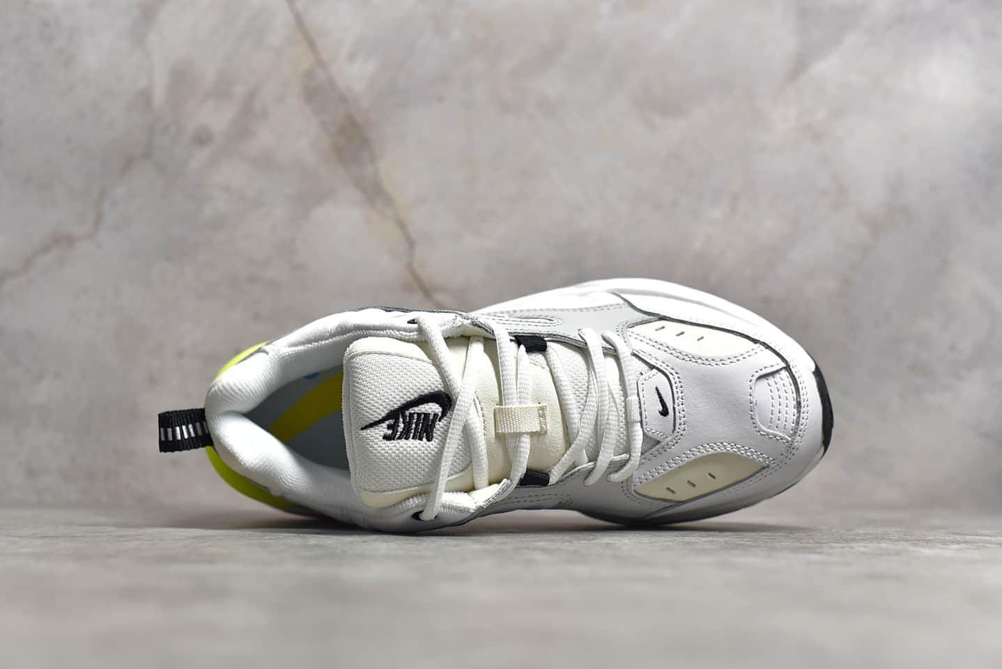 耐克M2K跑鞋 耐克白色老爹鞋 NIKE M2K Tekno 耐克过验版本过毒 货号:AV4789-004-潮流者之家