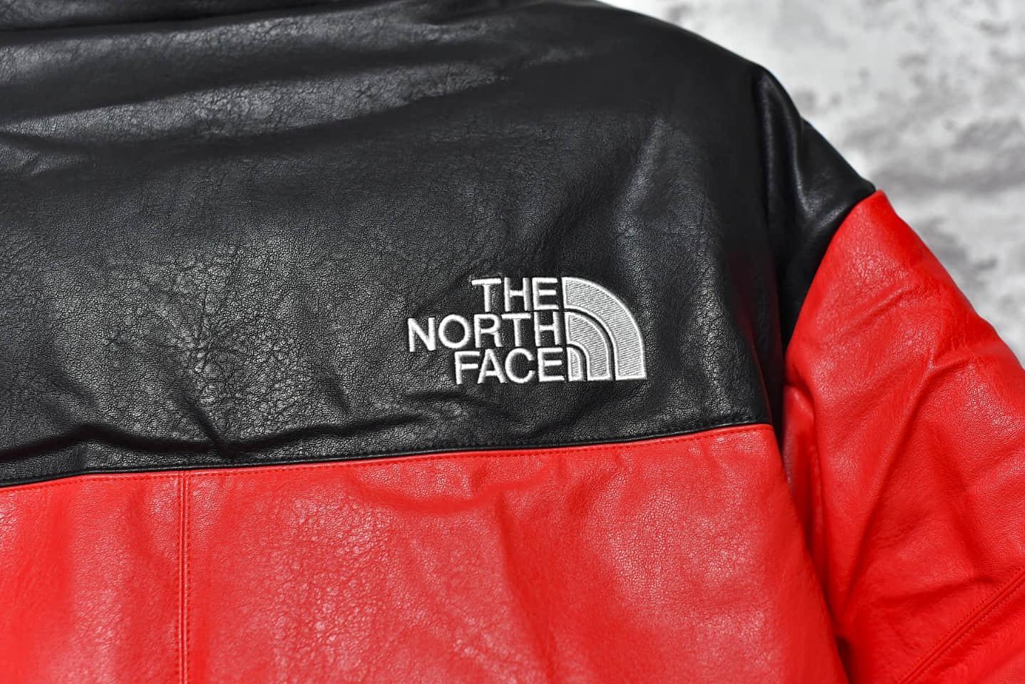 北面Supreme联名黑红羽绒服 Supreme x The North Face 正品北面顶级复刻讲解-潮流者之家