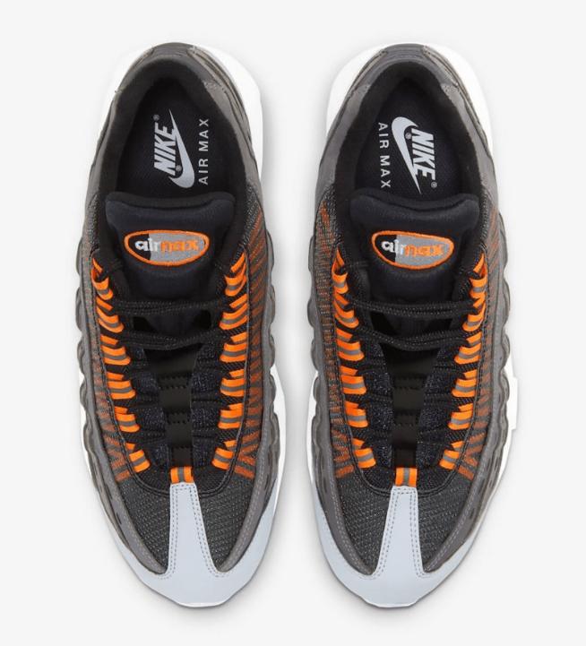耐克MAX95与迪奥设计师联名款 Kim Jones x Nike Air Max 95 耐克MAX95灰绿灰红 货号:DD1871-001 / DD1871-002-潮流者之家