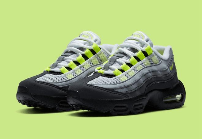 耐克MAX95 Neon亲子鞋 Nike Air Max 95