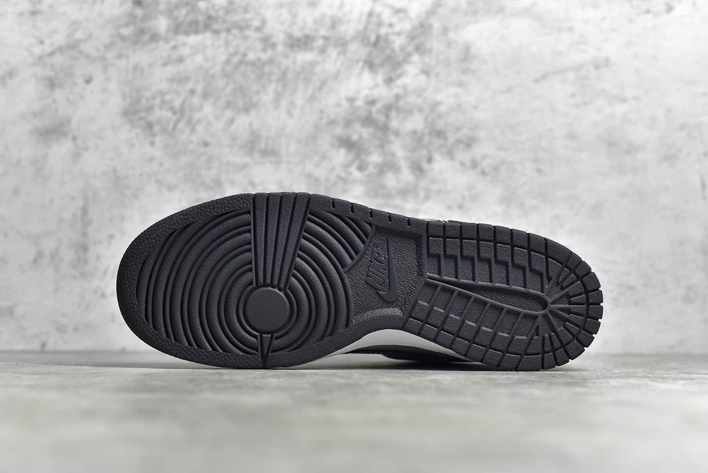 耐克Dunk SB月食白月亮低帮 NIKE DUNK SB LOW 纯原版本耐克Dunk灰黑低帮板鞋 货号:313170-001-潮流者之家