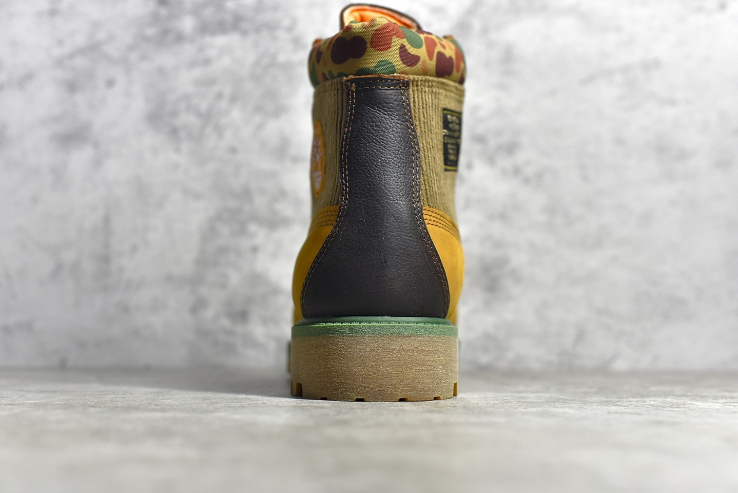 天伯伦联名限量版大黄靴 Timberland Palace 添柏岚OA1UBW周年限量联名款代购指定版本-潮流者之家