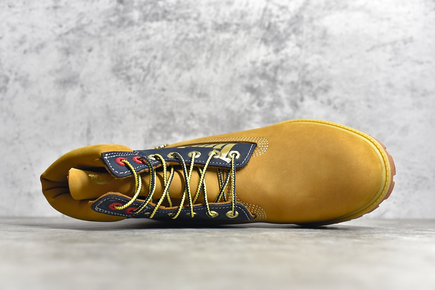 添柏岚拼接色大黄靴 Timbbrland A1URG/V 0A29P6 0A29NW立体印刷Logo 6英寸全能防水-潮流者之家