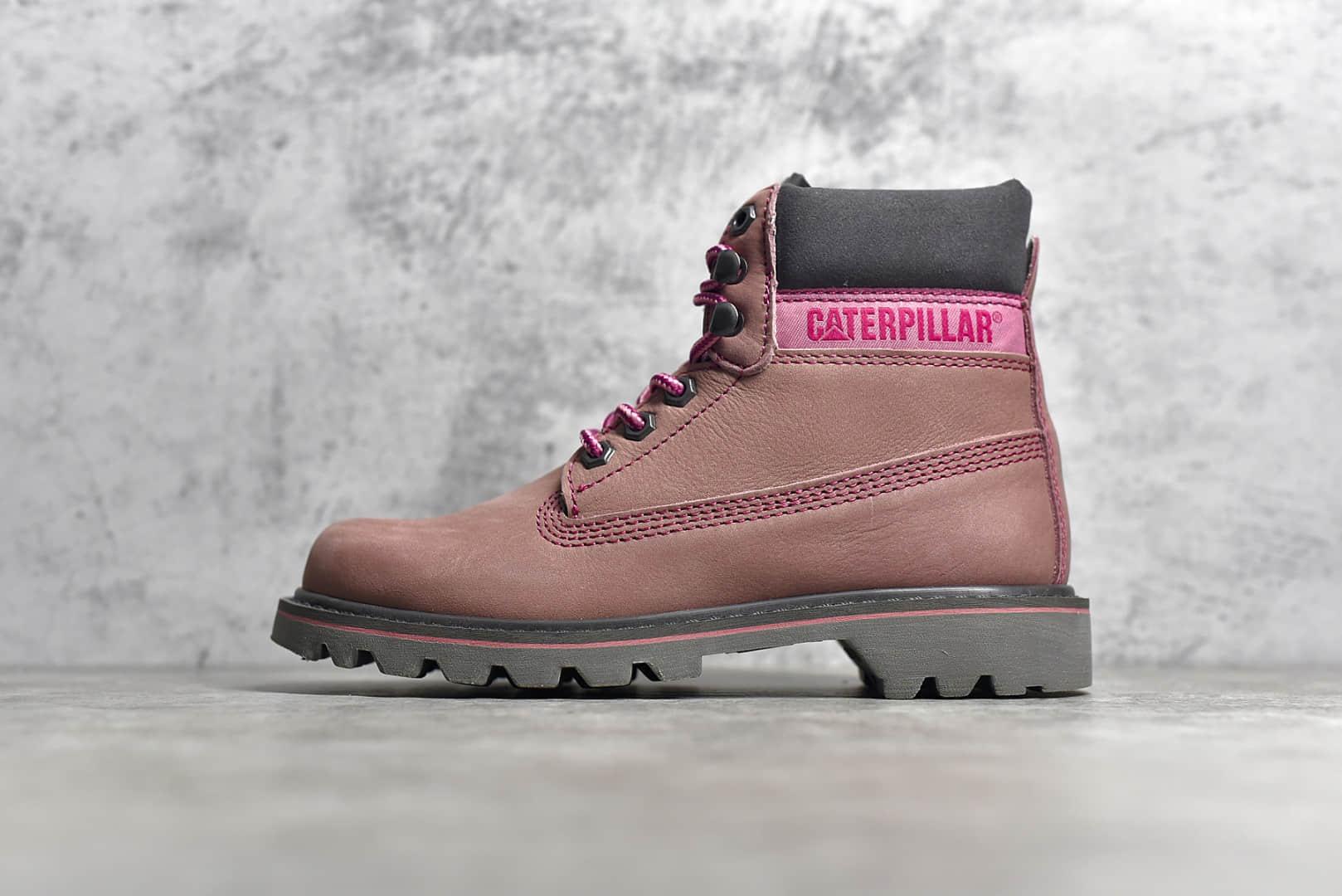 卡特罗拉系列高帮女子工装靴 CAT FOOTWEAR/ CAT Colorado 2020年新款-潮流者之家
