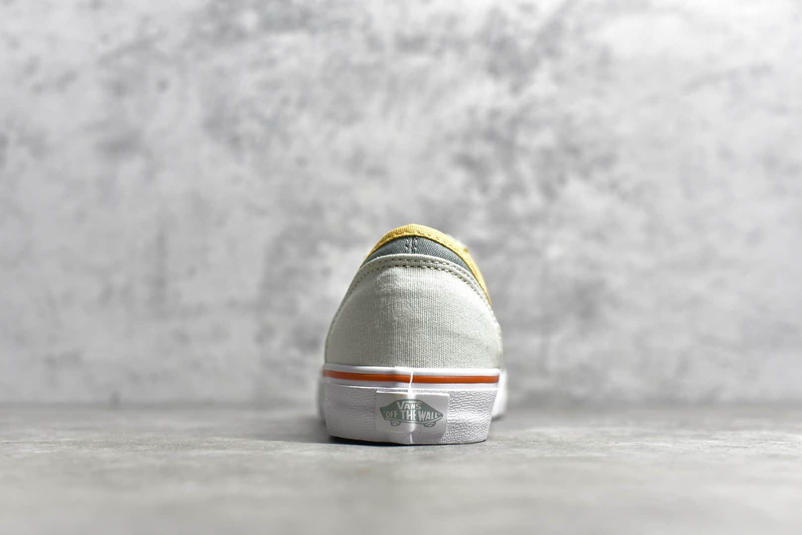 万斯Style36低帮冲浪板鞋 Vans Surf 万斯撞色低帮Style36 莆田顶级版本万斯硫化帆布鞋-潮流者之家