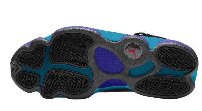 """AJ6经典水鬼配色即将发售 Air Jordan 6 Rings """"Aqua"""" 经典AJ6 Rings登场 货号:CD5077-040-潮流者之家"""