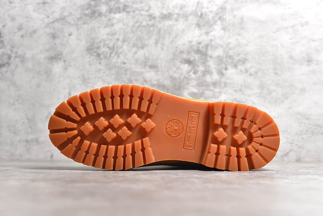 天伯伦加毛大黄靴秋冬款 Timberland 莆田天伯伦工厂顶级版本-潮流者之家
