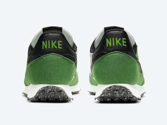 """耐克华夫环保鞋 Nike Challenger OG """"Mean Green"""" 耐克绿色复古跑鞋回归 货号:DD1108-300-潮流者之家"""