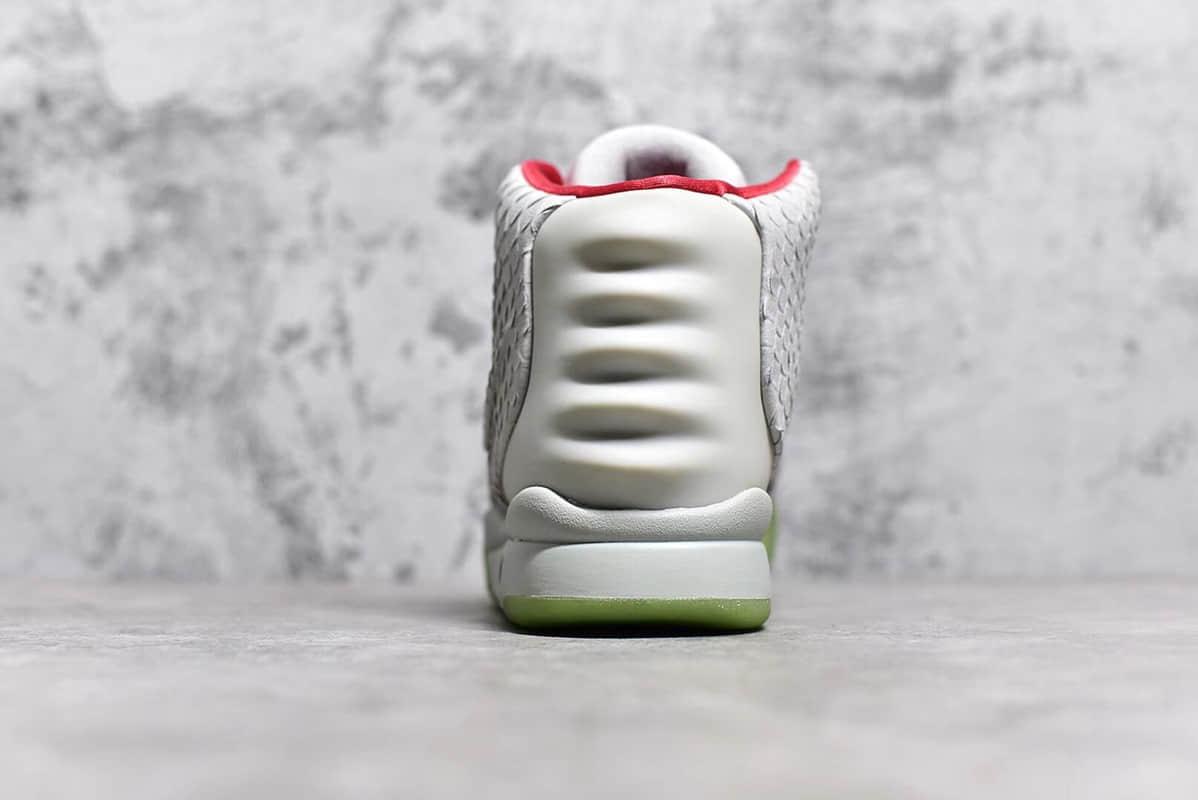 耐克椰子灰色实战球鞋 Nike Air Yeezy 2 独家SG纯原版本原厂耐克椰子复刻不死神鞋 货号:508214-010-潮流者之家