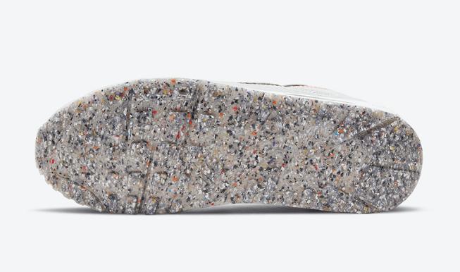 耐克AIR MAX90可回收材料鞋款 Nike Air Max 90 M2Z2 耐克大理石纹理MAX90新配色 货号:DD0383-100-潮流者之家