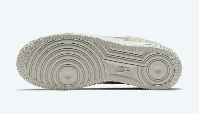 """耐克空军一号沙漠迷彩低帮 Nike Air Force 1 '07 LX """"Desert Camo"""" 耐克空军迷彩休闲板鞋新款 货号:DD1175-001-潮流者之家"""