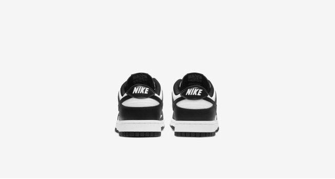 "Nike Dunk Low""Medium Grey"" 两款全新配色Dunk登场 Nike Dunk Low""Black"" 耐克Dunk黑白熊毛低帮 货号:DD1503-101-潮流者之家"