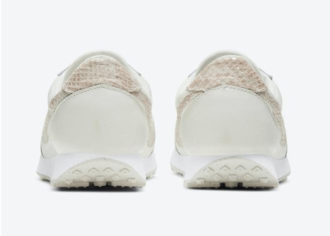 """耐克华夫新款跑鞋 Nike Daybreak """"Beige Snake"""" 耐克灯芯绒耐克蛇纹原色妆点 货号:DH4262-100-潮流者之家"""