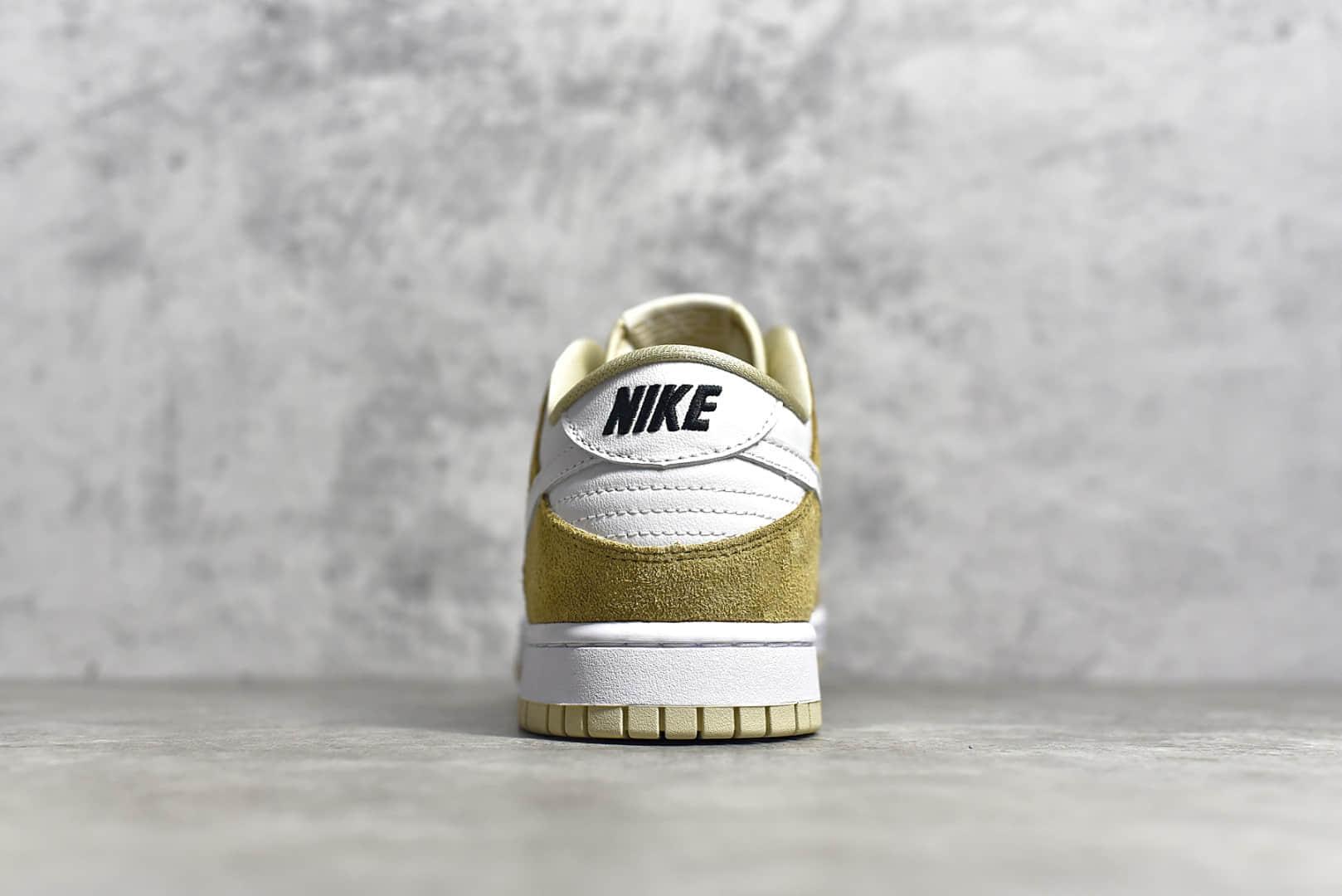 耐克Dunk SB白金低帮板鞋 NIKE SB Dunk Low 莆田顶级耐克Dunk SB复刻 耐克Dunk麂皮低帮板鞋 货号:DH7913 002-潮流者之家