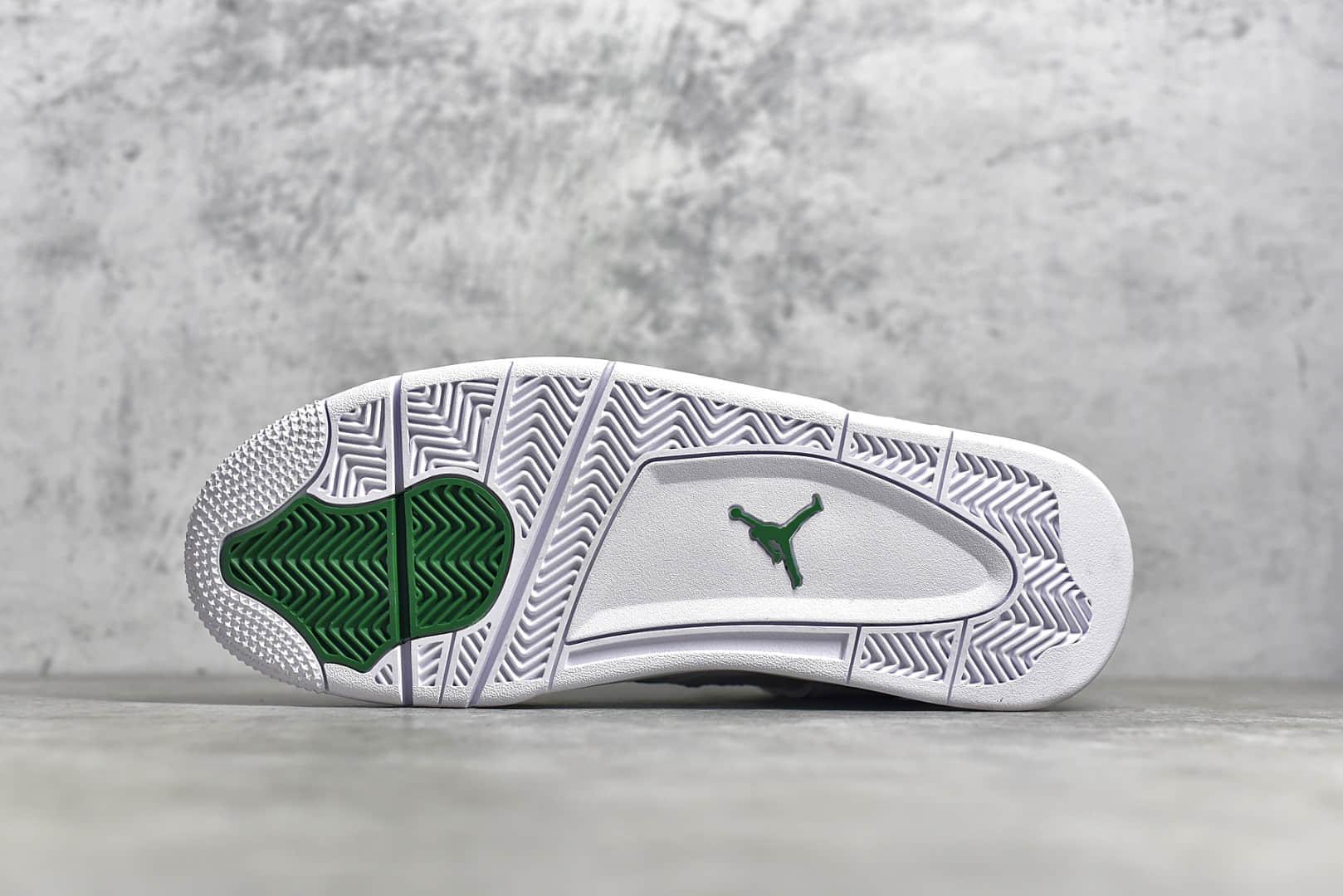 AJ4白绿金属绿高帮实战球鞋 Air Jordan 4 RETRO SE 金属绿莆田市面最高版本 货号:CT8527-113-潮流者之家