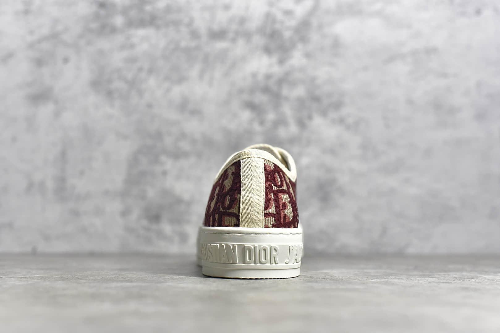 "迪奥Dior 2020全新刺绣系列 Dior Logo 3D ""Christian Dior J'Adior"" 莆田迪奥高端版本-潮流者之家"