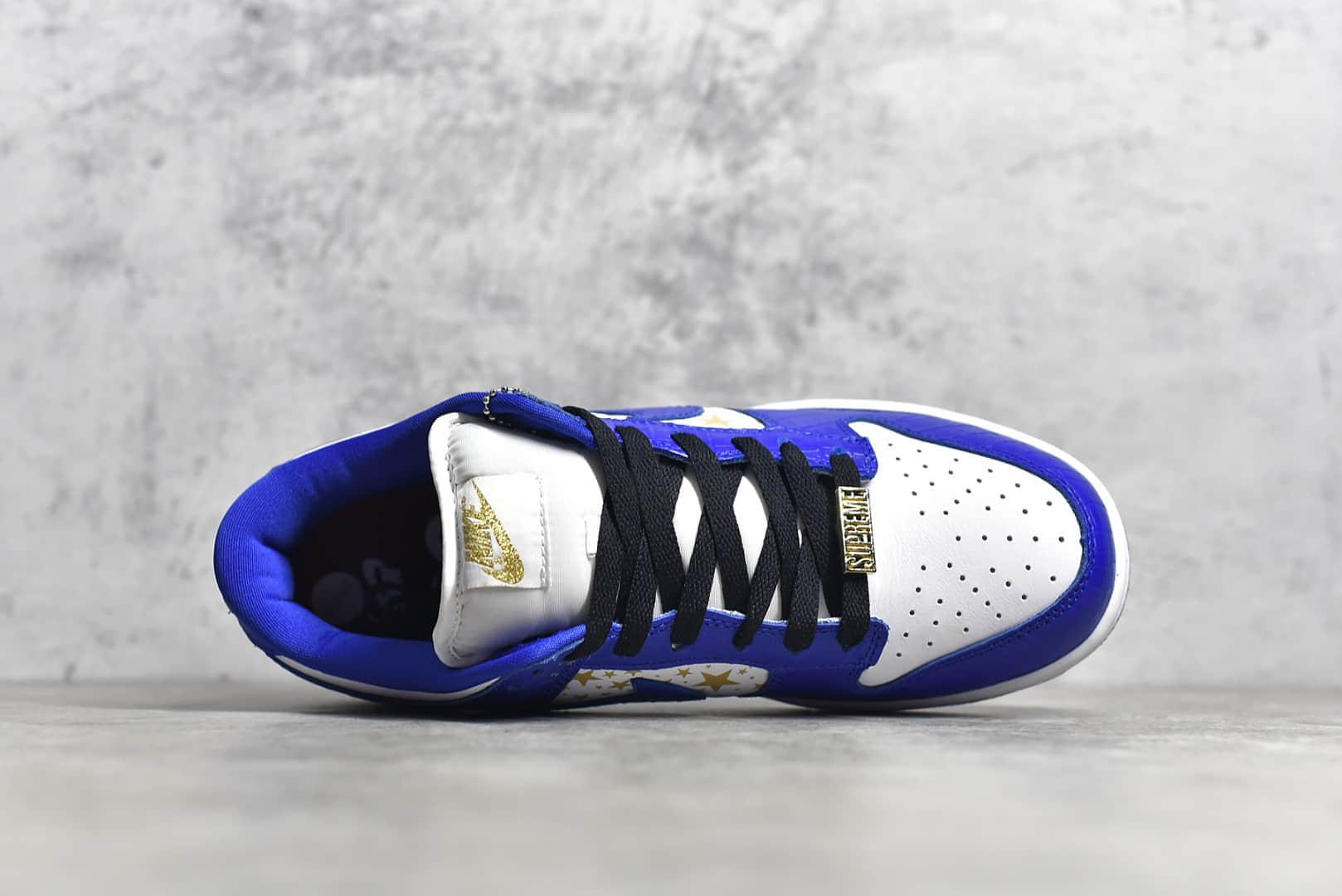 耐克Dunk SB SUP联名款 Supreme x Nike SB Dunk L ow