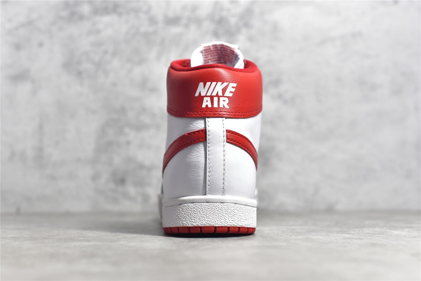"AJ1NEW BEGINNINGS元年套装纯原版本复刻 Air Jordan ""New Beginnings"" AJ1白红高帮 货号:CT6252 900-潮流者之家"