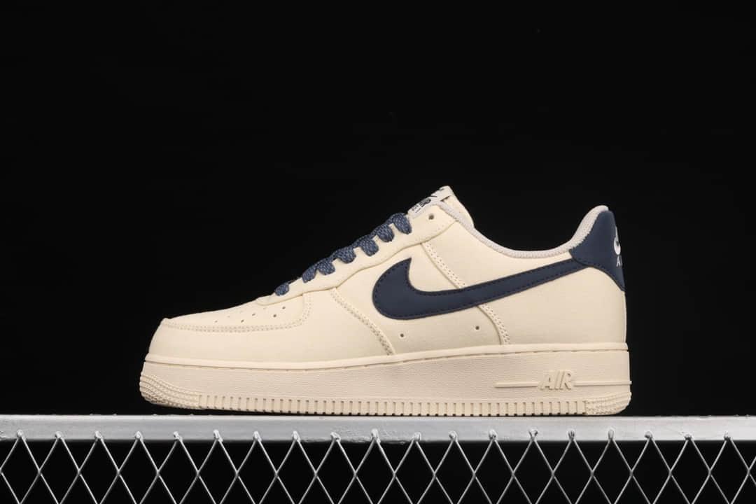 耐克空军镭射反光低帮 NIKE Air Force 1'07 耐克空军一号纯原版本 耐克空军帆布鞋 货号:315122-109-潮流者之家