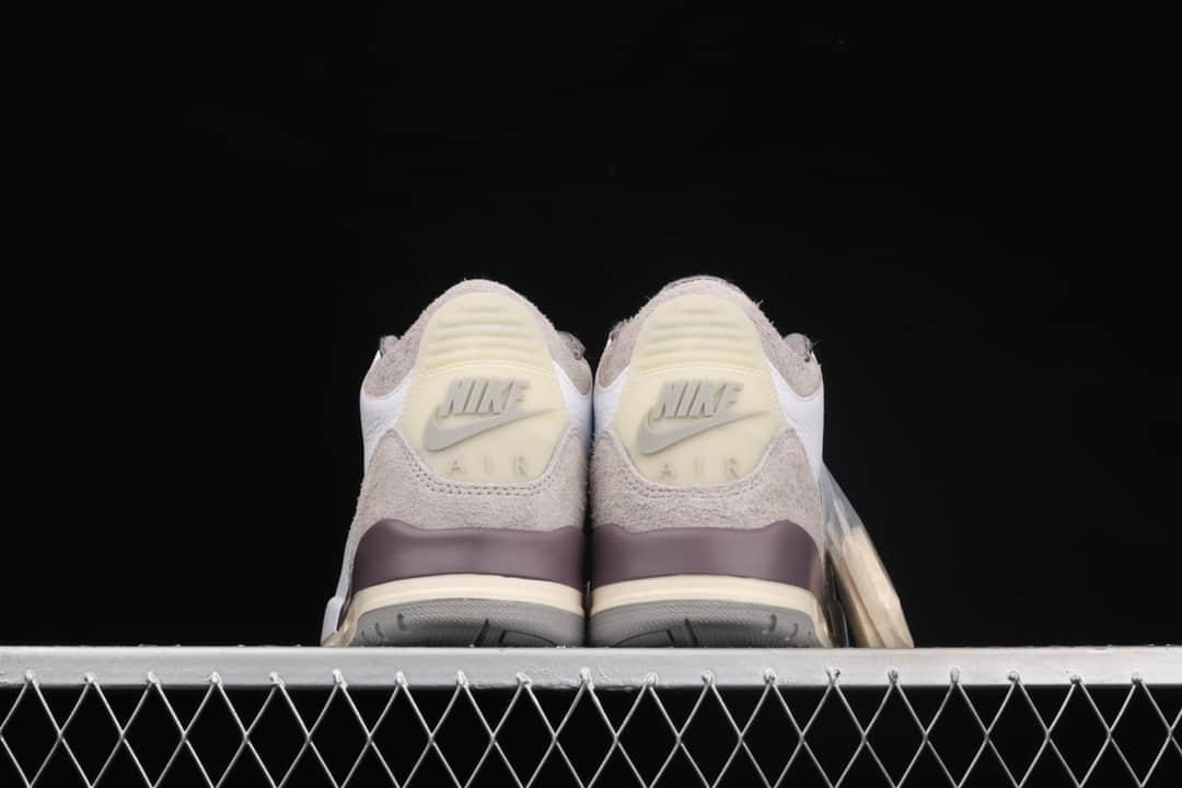 AJ3联名款实战篮球鞋 L版 A Ma Maniére x Air Jordan 3 AJ3头层荔枝皮AJ工厂莆田 货号:DH3434-110-潮流者之家