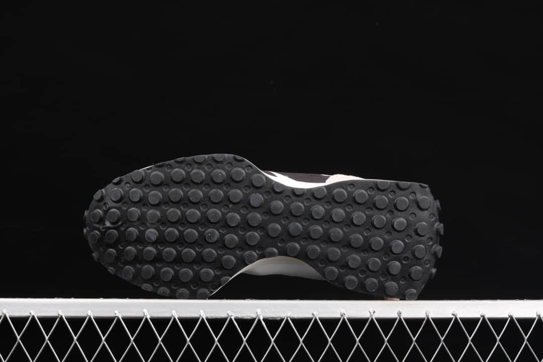 新百伦327运动慢跑鞋 NB327灰白色复古老爹跑鞋 New Balance MS327 莆田纯原版本 货号:MS327FE-潮流者之家