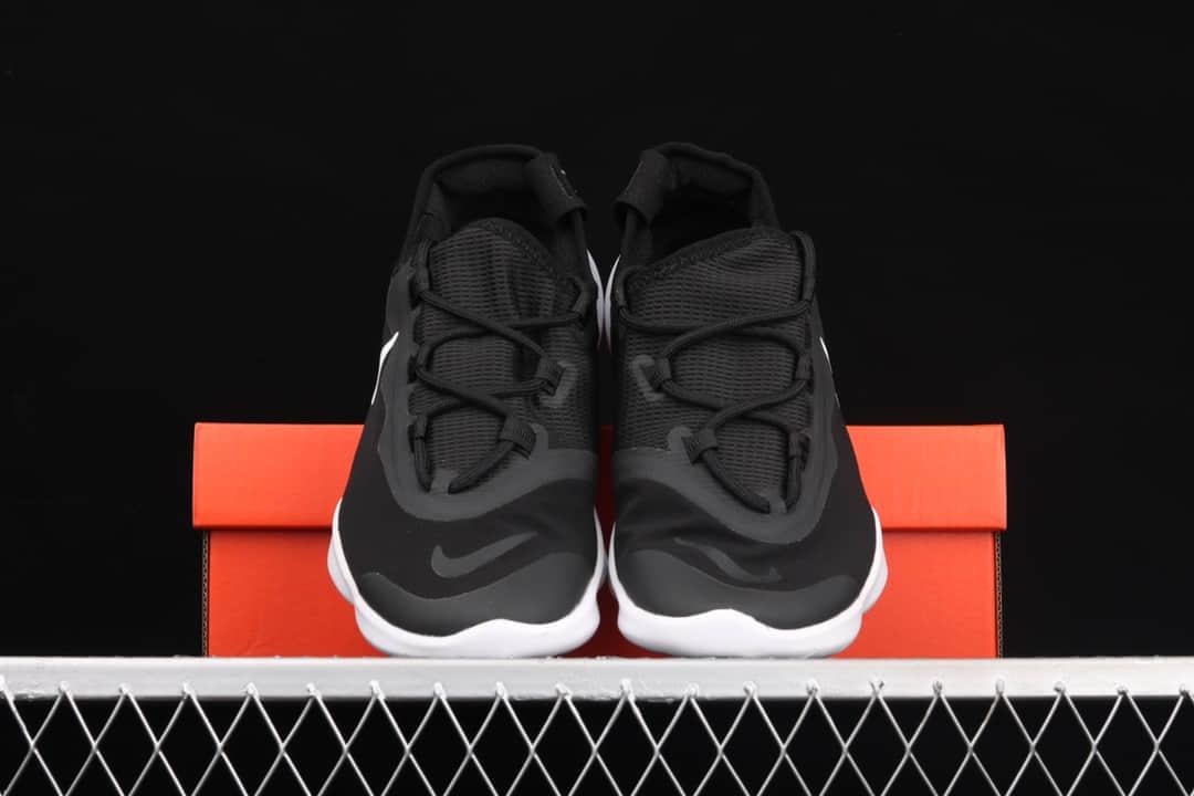 耐克赤足5.0黑白色轻跑鞋 NIKE Free RN 5.0 Shield 耐克轻跑鞋 耐克黑色跑鞋 耐克赤足货源 货号:CI9921-001-潮流者之家