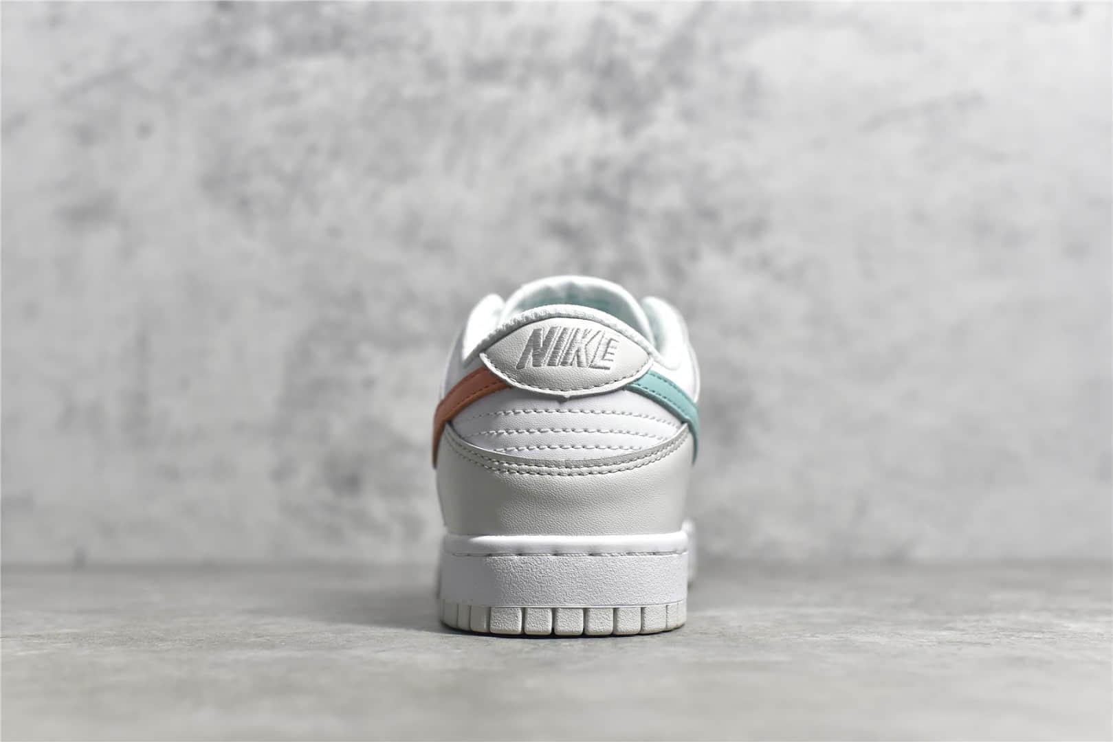 耐克Dunk SB糖果鸳鸯钩低帮 Nike Dunk SB Low 耐克Dunk SB象牙白 耐克低帮滑板鞋 货号:CW1590-101-潮流者之家