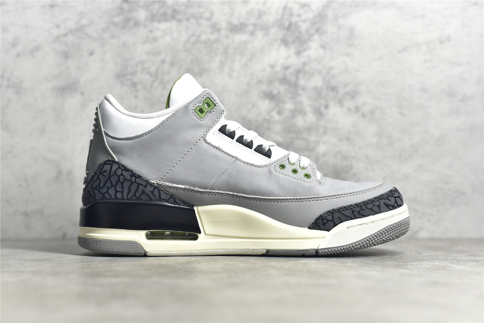 AJ3叶绿素实战篮球鞋 Air Jordan 3 Retro