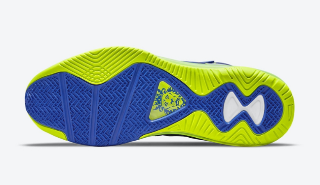 """耐克詹姆斯18代球鞋 Nike LeBron 8 V2 Low """"Sprite"""" 耐克詹姆斯18代球鞋雪碧配色发售日期 货号:DN1581-400-潮流者之家"""