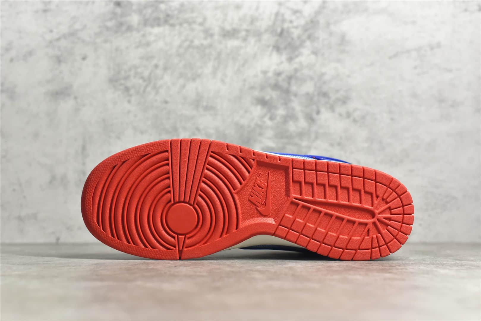 耐克Dunk双层刮刮乐低帮 耐克Dunk鞭炮 Nike Dunk Low Firecracker 耐克Dunk涂鸦低帮新款 货号:DH4966-446-潮流者之家
