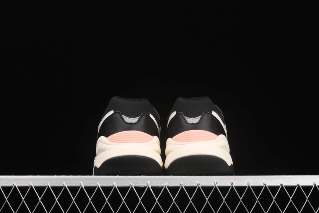 新百伦NB574改良款 莆田新百伦货源 New Balance NB5740 新百伦复古休闲慢跑鞋 货号:W5740LB-潮流者之家