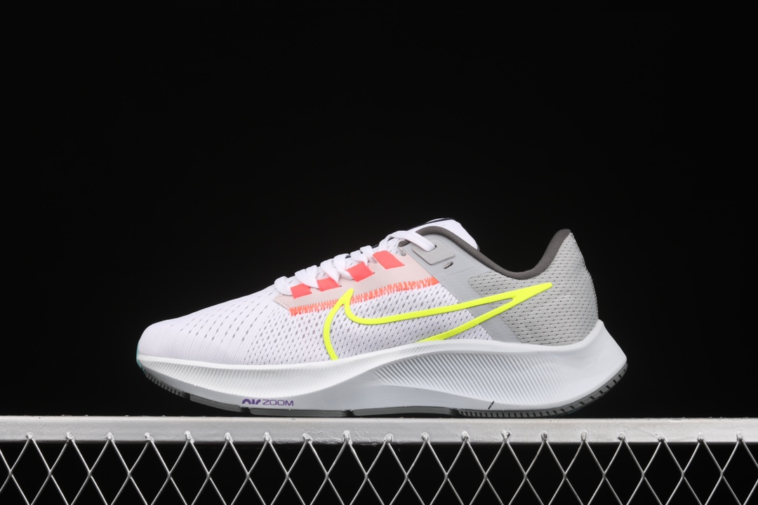 耐克登月38代阴阳鸳鸯轻跑鞋 Nike Air Zoom Pegasus 38 耐克网面透气跑鞋 货号:DJ3128-001-潮流者之家
