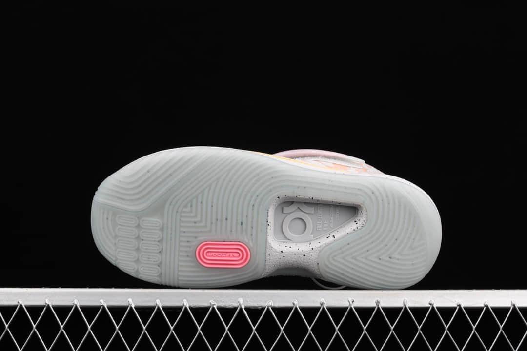 耐克杜兰特14代实战篮球鞋 Nike Zoom KD14 EP 灭世纯原版本耐克篮球鞋 杜兰特球鞋-潮流者之家