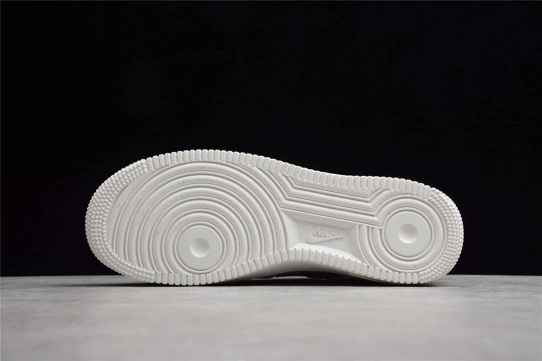 """耐克空军大团结耐克空军抽象画白色低帮 Nike Air Force 1 Low """"The Great Unity"""" 耐克空军纯原版本复刻 货号:DM5447-111-潮流者之家"""