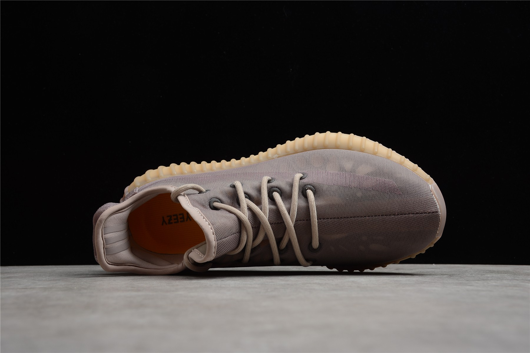 """椰子350V2迷雾棕色 adidas YEEZY BOOST 350 V2""""Mono Mist"""" 莆田最好的椰子货源 OG纯原版本椰子 货号:EF4275-潮流者之家"""