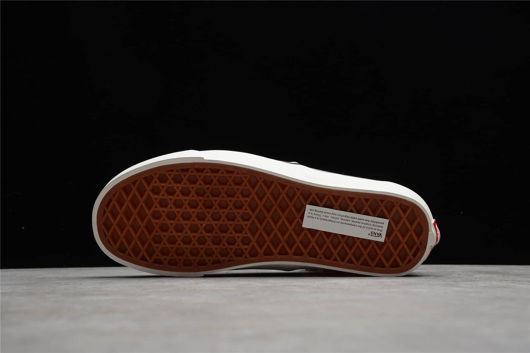万斯小花一脚蹬低帮帆布鞋 Vans Authentic 44 Dx 万斯鸳鸯彩色小花 万斯硫化板鞋 货号:VN0A54F241S-潮流者之家