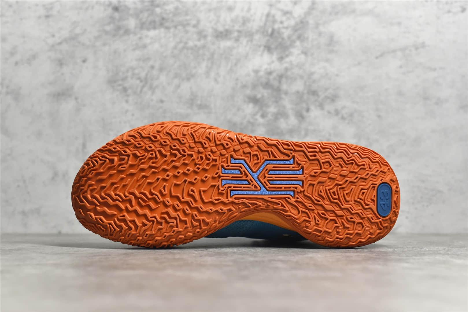 耐克欧文7荷鲁斯联名款 Concepts x Nike Kyrie 7 欧文7代 Concepts特殊联名